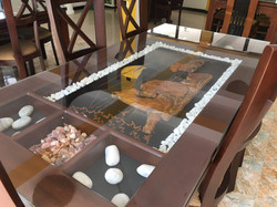 Table designed