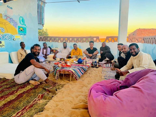 Nubian's brotherhood