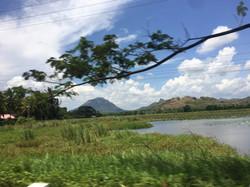 Paysage of Sri Lanka