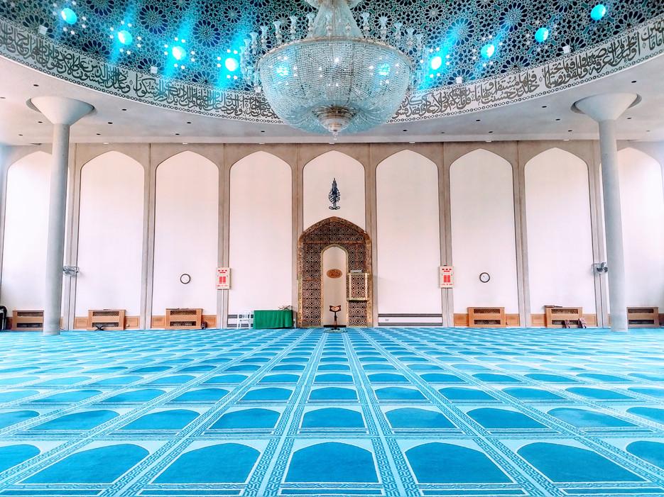 London Central Mosque - England