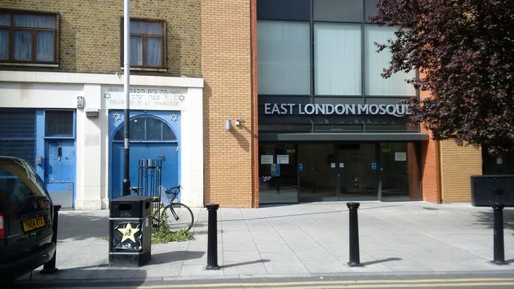 Multifaith city - London