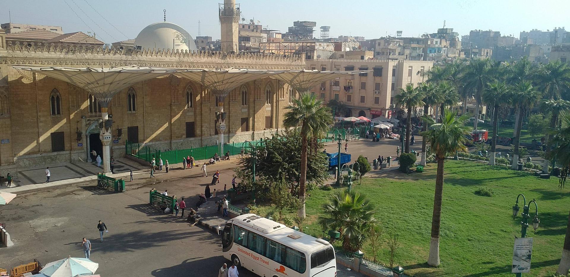 Al Hussein square