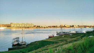 The Nile ...