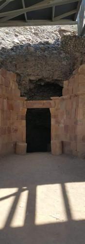 Lot's cave