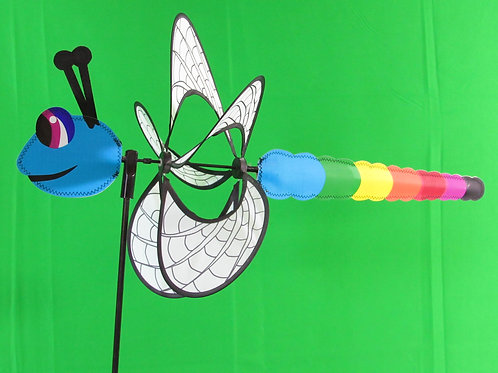"""Dragonfly 25"""" Wind Spinner"""