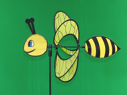 "Bee 19"" Wind Spinner"