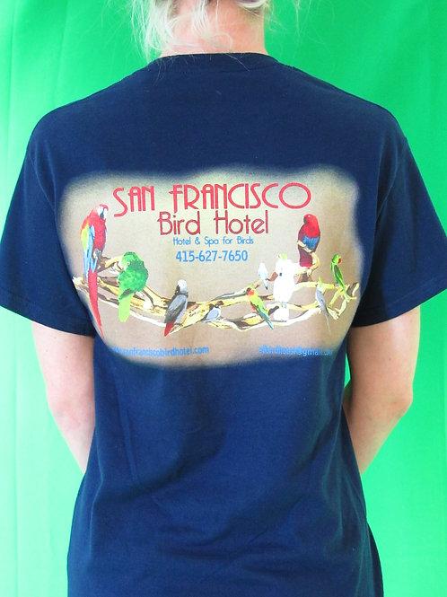 T-Shirt Logo in Back