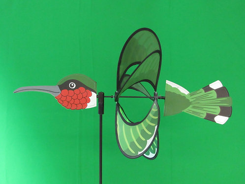 "Hummingbird 23"" Wind Spinner"