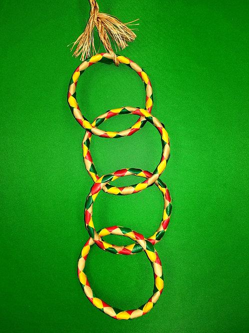 Four-ring chain - medium