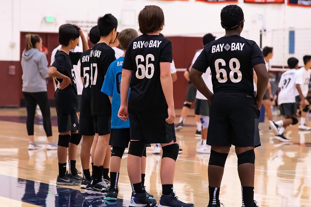 Bay to Bay 13-2 volleyball northern California NCVA