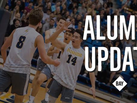 Alumni Update (February)