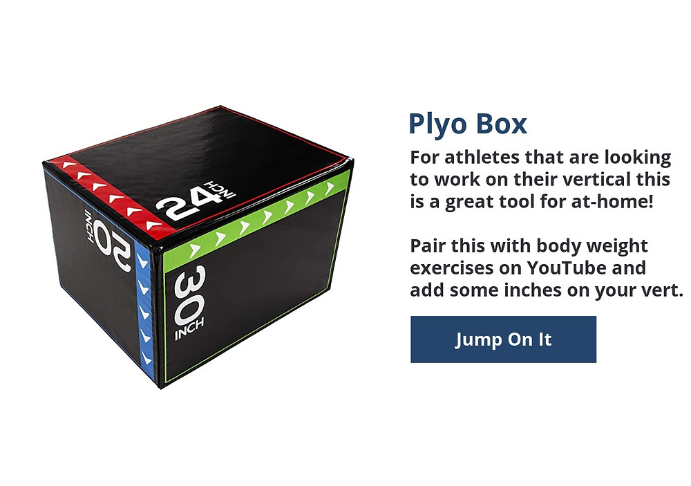 Plyo Box Boy Volleyball