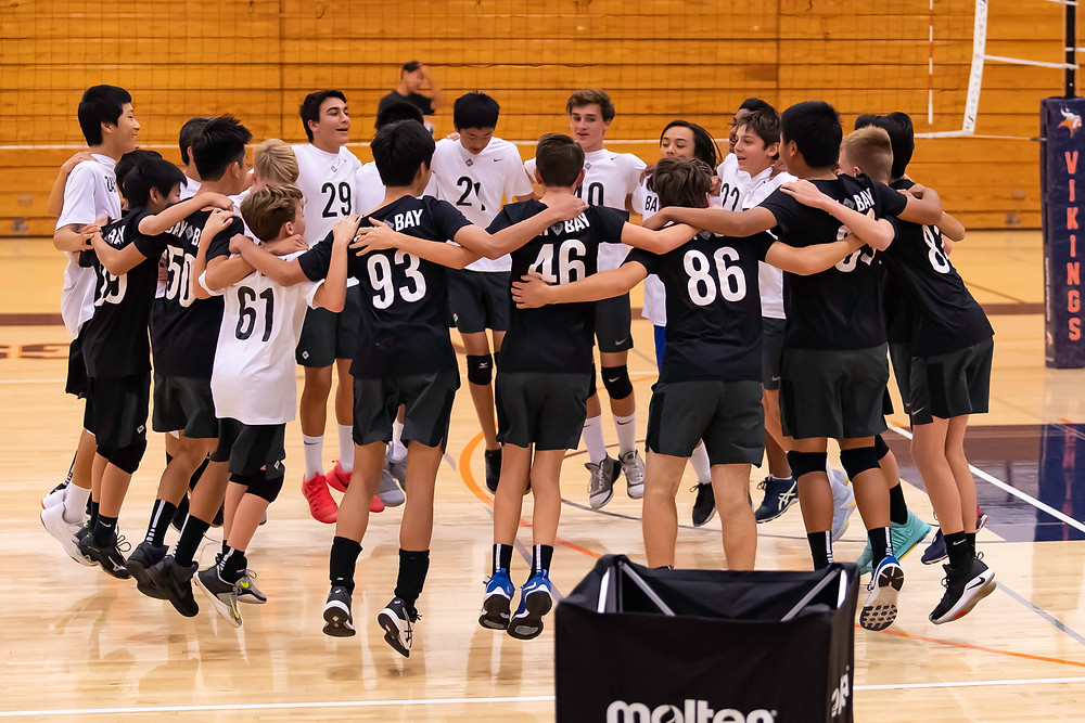 Bay to Bay Volleyball 14-2 15-Club NCVA