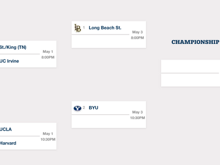 Bay to Bay and the NCAA Tournament