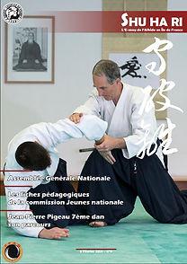 Couverture Shuhari n°9 Jean Pierr Pigeau