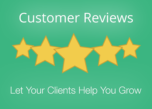 Nice Customer Reviews Overview | WIX App Market | Wix.com
