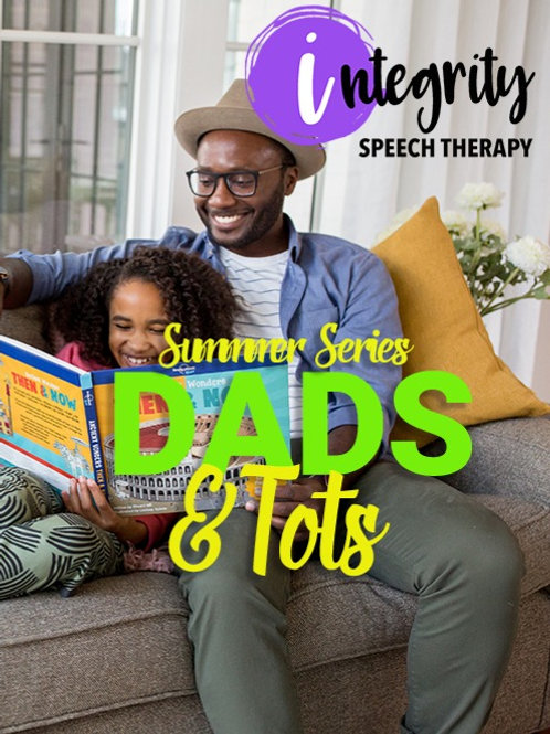 Dads & Tots: Floor Time Fun 8/29