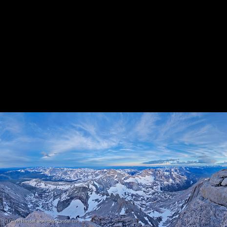 Longs Peak Panorama