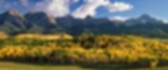 Sneffels Range Panorama, Mt. Sneffels Wilderness, Colorado