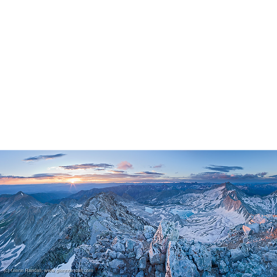 Capitol Peak Panorama