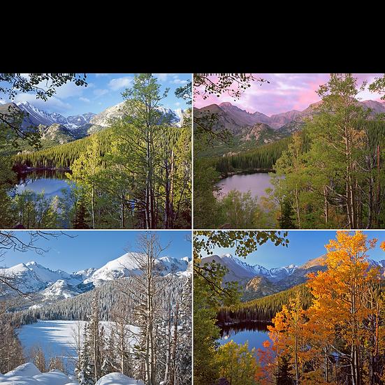 Bear Lake Four Seasons