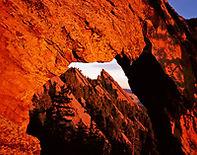 The Third Flatiron through Royal Arch, Boulder Mountain Parks, Colorado