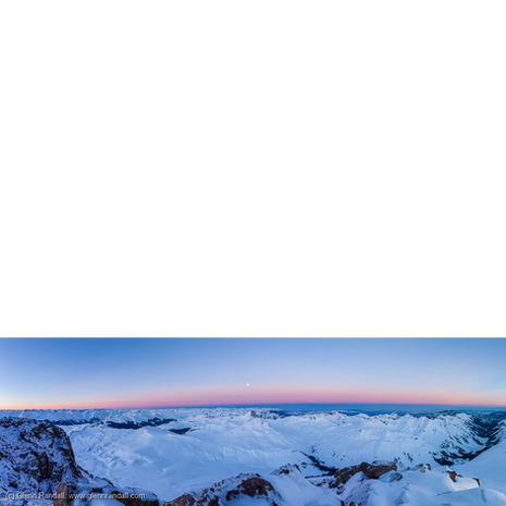 Uncompahgre Peak Panorama