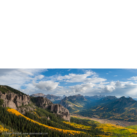 Cimarron Country Panorama