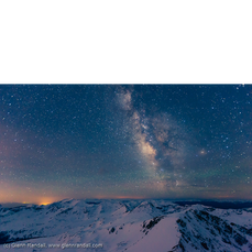Milky Way from Missouri Mountain