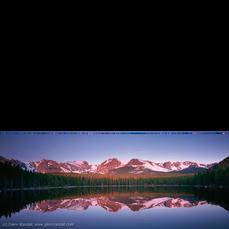 Bierstadt Lake Panorama