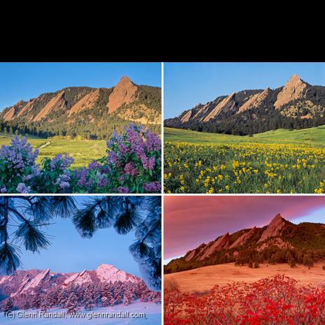 Flatirons Four Seasons