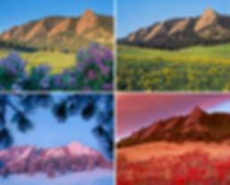 Flatirons Four Seasons, Boulder Mountain Parks, Colorado