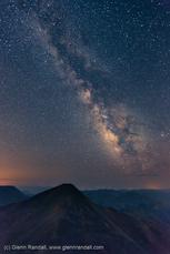Milky Way over Grays Peak from Torreys Peak