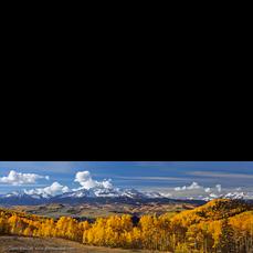 Wilson Peak Panorama