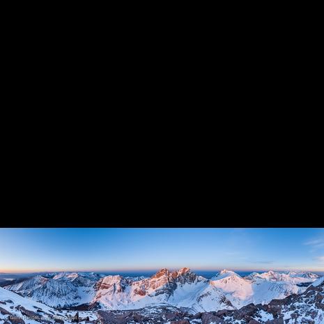 Humboldt Peak Panorama