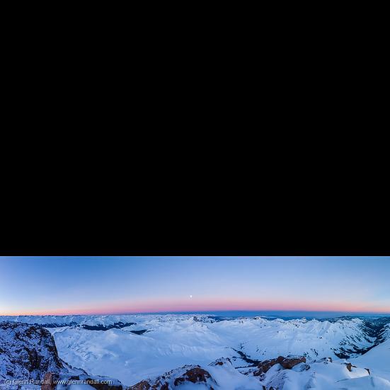 Uncompahgre Peak Panorama