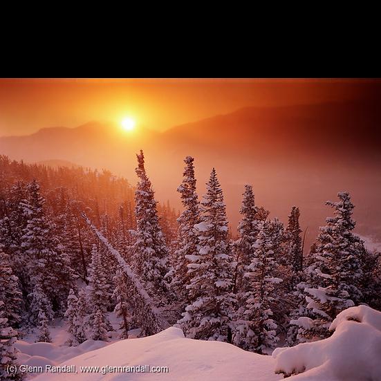 Mt. Wuh Sunrise