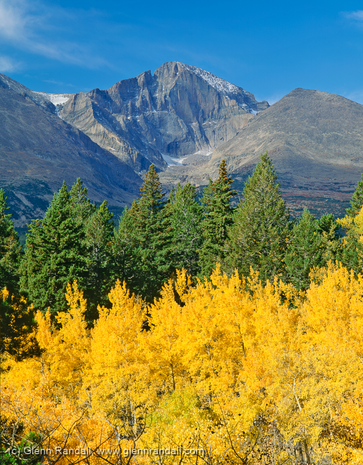 Longs from Twin Sisters in Autumn