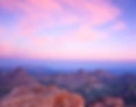 Sunrise from Uncompahgre Peak, Uncompahgre Wilderness, Colorado