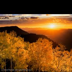 Sunrise Aspen