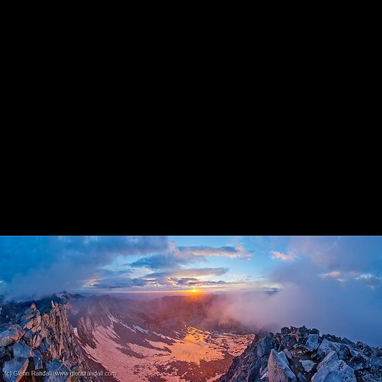 Snowmass Mountain Panorama