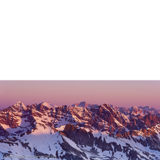 Sunrise from Castle Peak