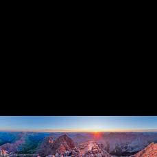 South Maroon Peak Panorama