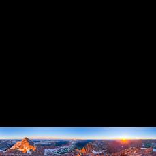 North Maroon Panorama