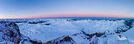 Uncompahgre Peak Panorama, San Juan Mountains, Colorado