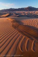 Star Dune Sunset