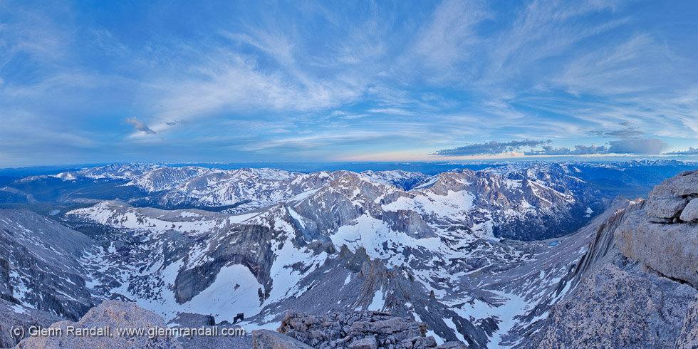 Longs Peak Panorama, Rocky Mountain National Park, Colorado