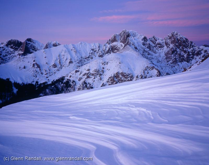 Kit Carson, Crestone Needle, and Crestone Peak, Sangre de Cristo Wilderness, Colorado