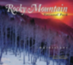 Cover of Glenn Randall's book Rocky Mountain National Park Impressions