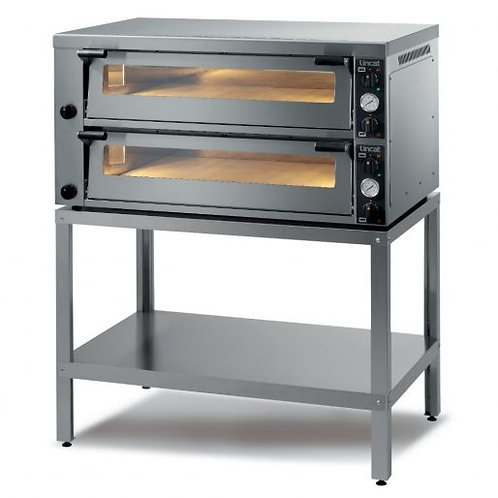 Lincat Twin Deck Pizza oven PO630-2 Supplier near me Leeds Yorkshire
